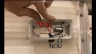 RV Porch Light Altering & Install tips + Cheapest Fixture Source!