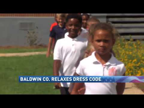 Baldwin County schools loosening uniform policy due to the cold weather. NBC 15