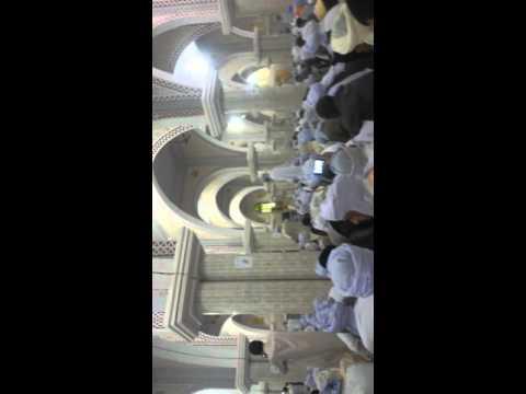 البردة مسجد الشيخ سيدي محمد بلكبير