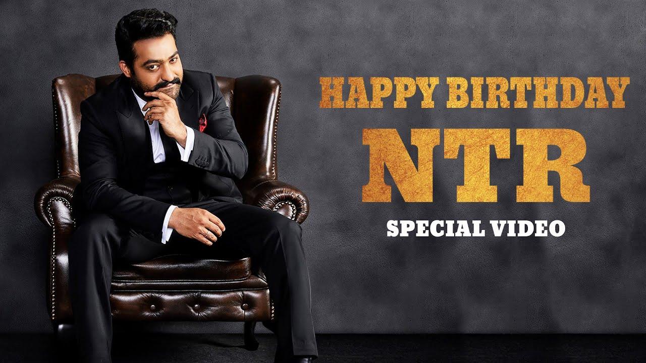 Download Jr NTR Birthday Special Video 2020 | #HappyBirthdayNTR | Suresh Productions