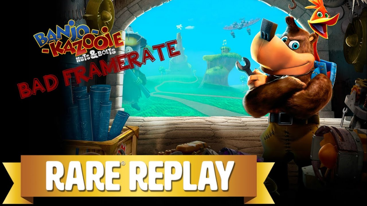 Banjo Kazooie Nuts And Bolts Xbox One Frame Rate | Nakanak org