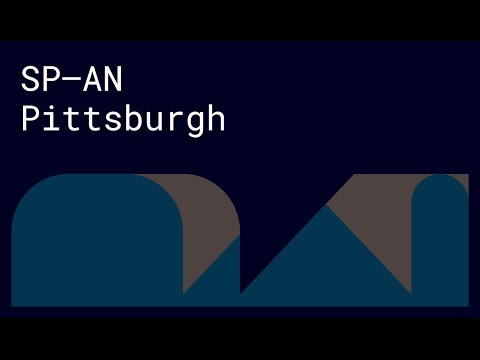 SPAN 2017 Pittsburgh - Livestream Day 1