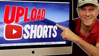 How To Upload YouṪube Shorts From PC
