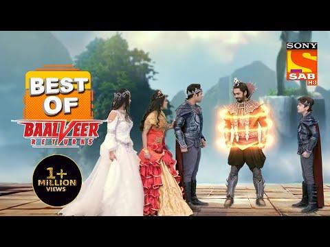 Baalveer और Vivaan ने किया Bhaymar को क़ैद | Best Of Baalveer Returns
