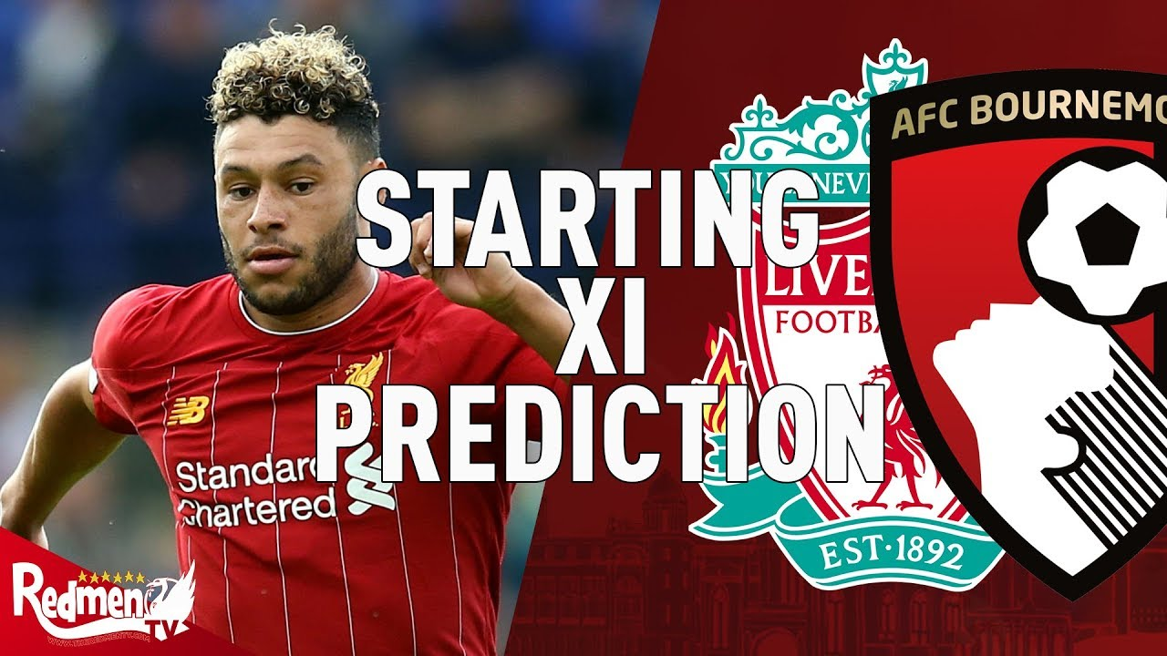 Liverpool Preview: Starting Lineup And Team News Vs. Bournemouth
