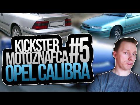 Opel Calibra - Kickster MotoznaFca #5