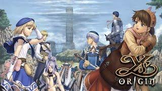 Ys Origin - First Boss PS4 Gameplay