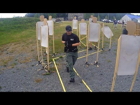 Tactical Police Competition & Handgun Silhouette   Shooting USA