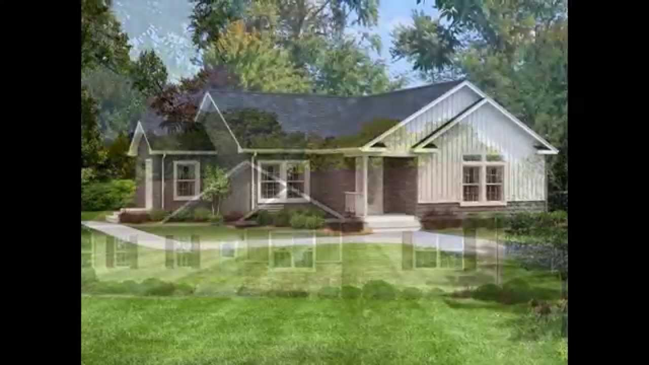Commodore Homes Exterior Options - YouTube