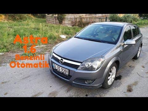 Opel Astra 2006 Enjoy Twinport 1.6 Benzinli Otomatik Araç İncelemesi --Kullanıcısına Sordum