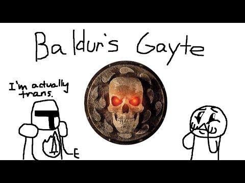 Baldur's Gayte (OMG,