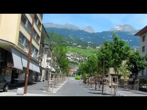 Sierre - City Views 2/3 - 2012