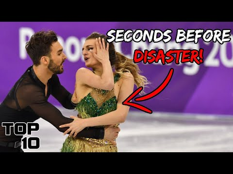 Top 10 Olympic Wardrobe Malfunctions