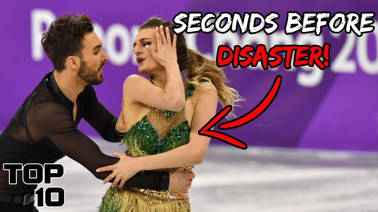 Top  Olympic Wardrobe Malfunctions