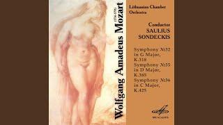 """Symphony No. 35 in D Major, K. 385 - """"Haffner"""": II. Andante"""