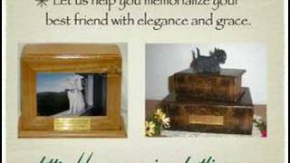 Pet Memorial - Pet Memorials - Pet Urns - Pet Loss