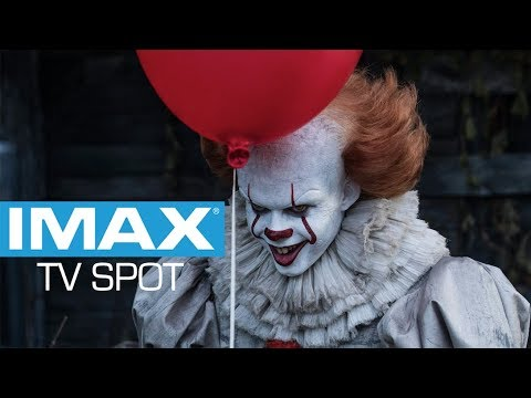 IT 2017: IMAX TV SPOT