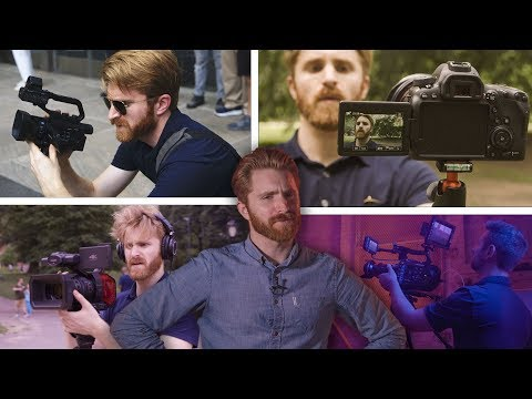 How to Choose Your Beginner Video Camera (for Filmmaking)