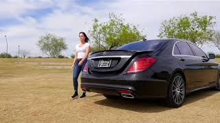 Mercedes-Benz S550 Lifestyle Video thumbnail