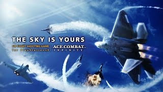 ACE COMBAT INFINITY Mission 【#8 RANK S】 Operation Bunker Shot