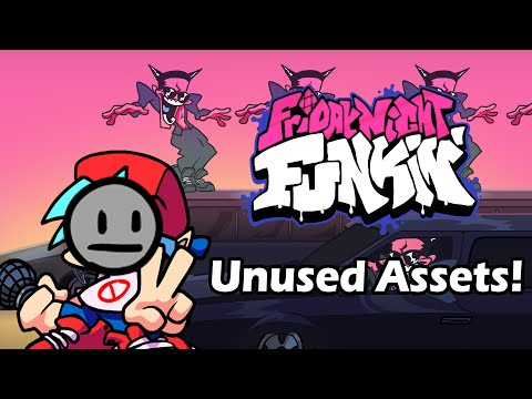 Unused Friday Night Funkin Assets!
