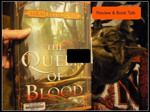 Queen of Blood  & Book Talk