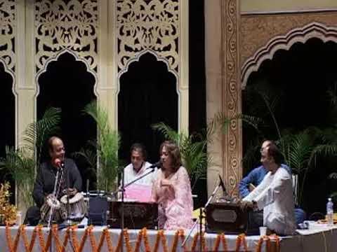 Ustad Sabir Khan Ghazal @ Gd Birla Sabhaghar, 2004 part 2