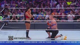 John Cena, Nikki Bella Break Off Engagement