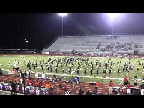 MBHS Marching Band: Mountain Brook @ Huntsville 08.28.2014