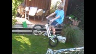 Trialbike Video Bertzhausen ,echo