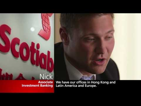Scotiabank Careers - Global Banking And Markets