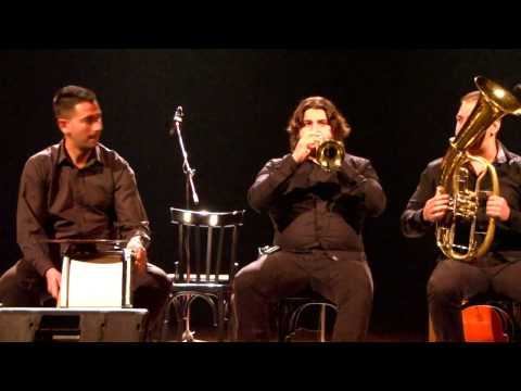 Errichetta Festival IV: Sercuk Alimov Trio