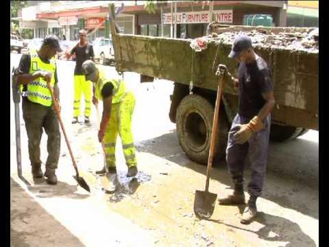 Health warns public on contaminated food - Fiji News 10/04/12 (Pt 1)