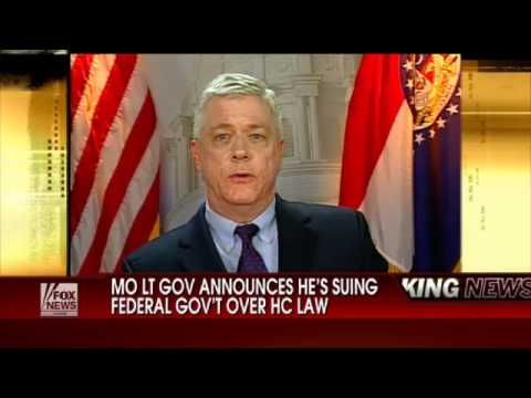 Peter Kinder on Faux News: I'm going to sue someone -- I promise!