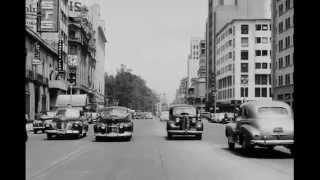 La Ciudad de México en los años cuarenta YouTube Videos
