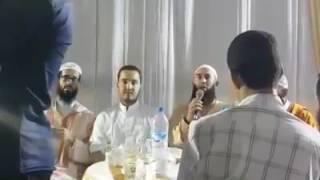 إضحك مع شيخ في أحد الأعراس المغربية .هكذا تكون الأعراس الإسلامية