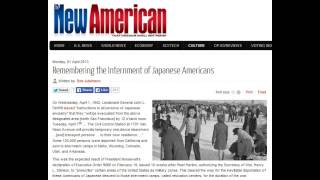 Remembering the Internment of Japanese Americans