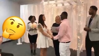 D NATION WEDDING FAKE?!? |whyy?