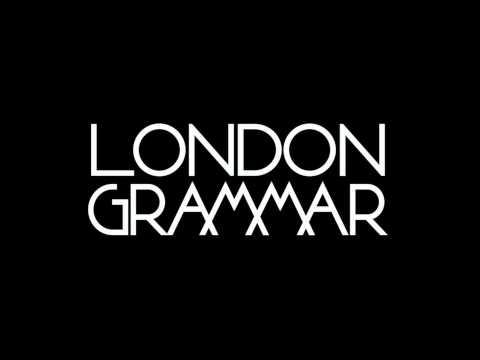 London Grammar - We're All Here