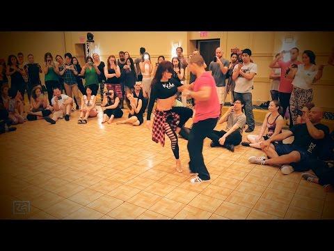Drake - One Dance (feat. Wizkid & Kyla) - Conor Maynard - Kadu Pires & Larissa Thayane 2016 DC Zouk