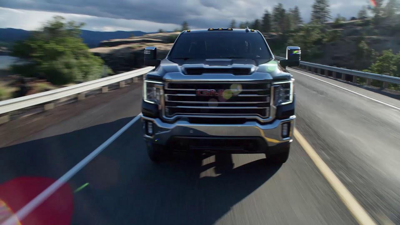 GMC Sierra Heavy Duty – Towing And Trailering | GM Fleet