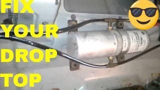 ELD5+epoxy Cluster Light Repair Chrysler Sebring Dodge Caliber