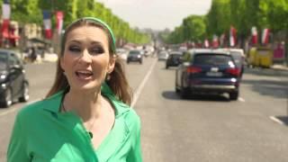 Les Champs-Elysées - Géraldine Olivier