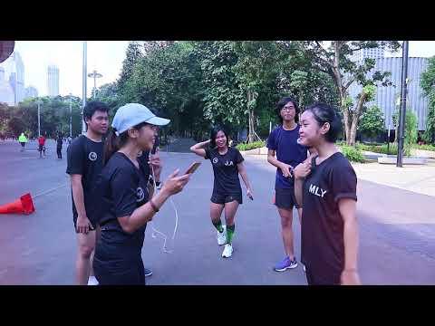 RUN FOR EDUCATION 2018 - Ayo Lari Club Jakarta