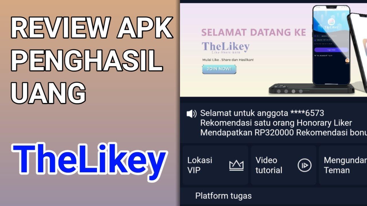 Aplikasi Thelikey : The Likey Baru Rilis Aplikasi ...