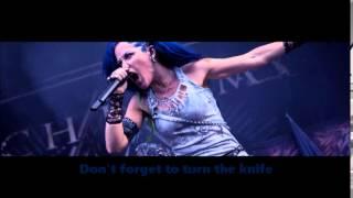 Arch Enemy Stolen Life Lyrics