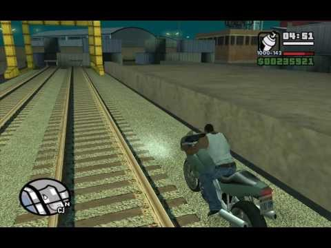 Starter Save - Part 11 - The Chain Game - GTA San Andreas PC