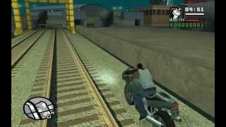 Starter Save - Part 11 - The Chain Game - GTA San Andreas PC - complete walkthrough-achieving ??.??%