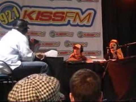 Kelly Clarkson Radio Interview in Tulsa