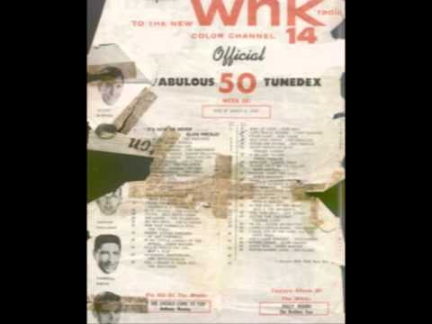 Johnny Holliday Aircheck from WHK - August, 1960!!